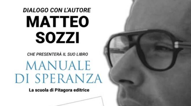 "Matteo Sozzi ""Manuale di speranza"""