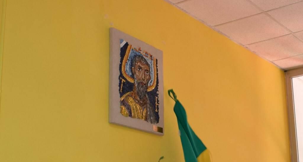 Mosaico San Matteo