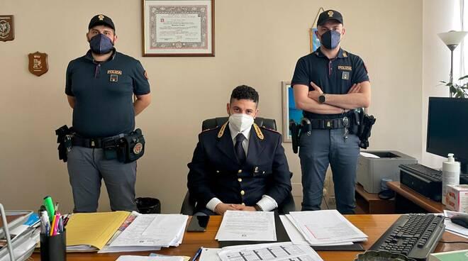 polizia dirigente volanti