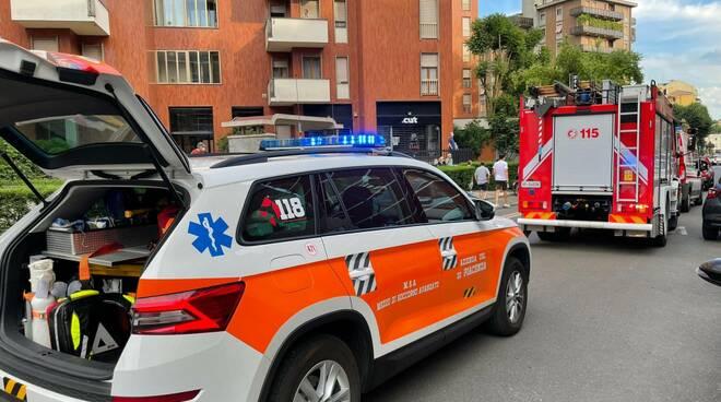 soccorsi vigili del fuoco polizia locale