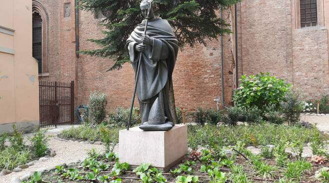 Statua di Gregorio X - Sant'Antonino