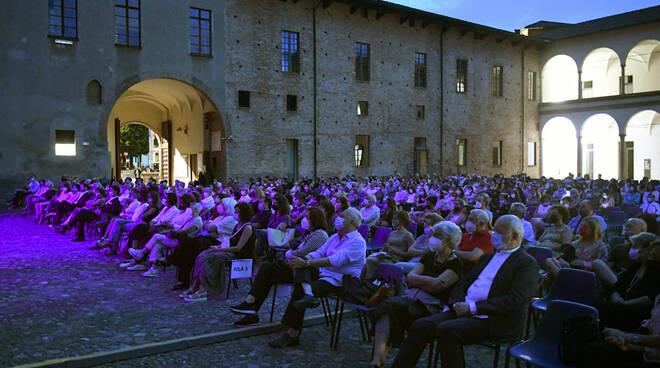 Stefano Accorsi a Palazzo Farnese