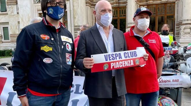 Vespa Club Piacenza Bonaccini