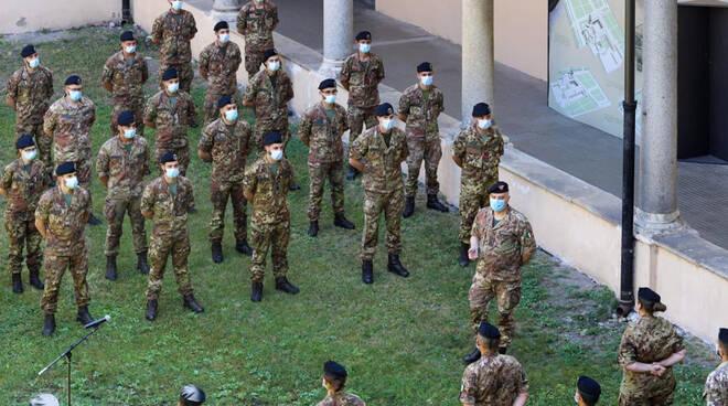 Visita Generale Postiglione Genio Pontieri