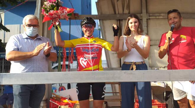 Arianna Giordani (Ciclismo giovanile VO2 Team Pink)