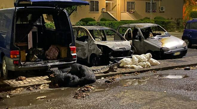 auto bruciate
