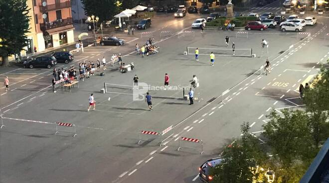 Bettola, al via la fase finale del torneo di Calcio Tennis