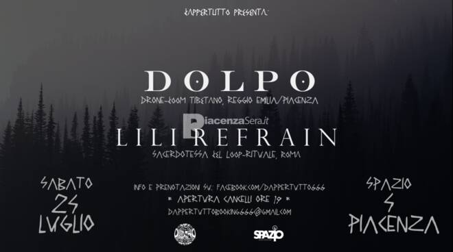 DOLPO + Lili Refrain