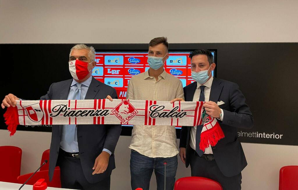 Conferenza Piacenza Calcio - stagione 2021-2022