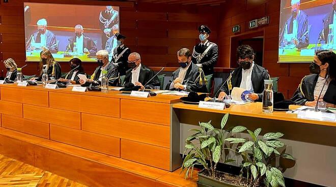 Corte dei Conti bilancio regione