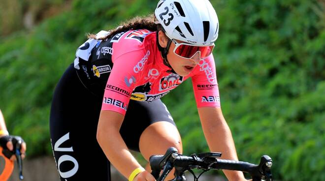 Cristina Tonetti, Vo2 Team Pink (foto Ossola)
