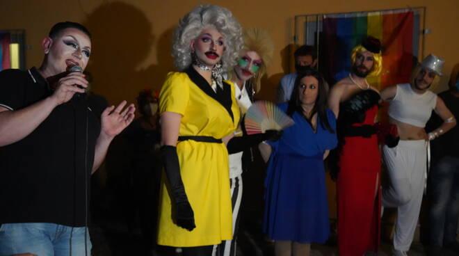 Drag queen a Spazio 4