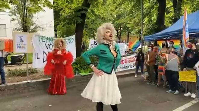 drag queen sul Facsal