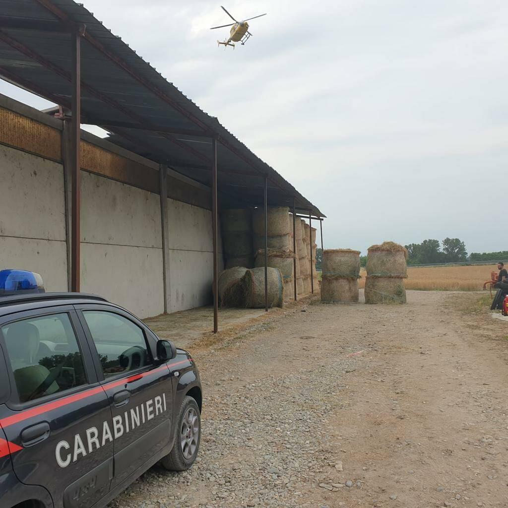 elisoccorso carabinieri