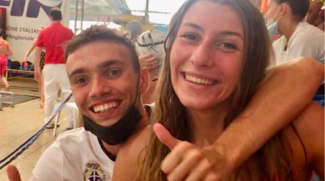 Emma Dordoni e Simone D'Ascanio