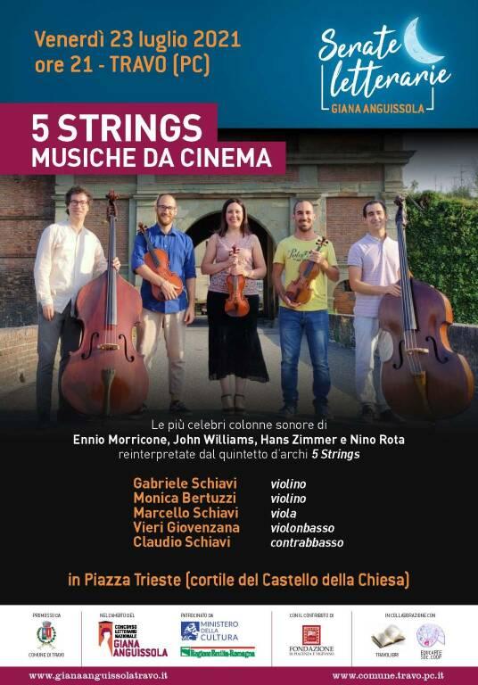 5 Strings a Travo