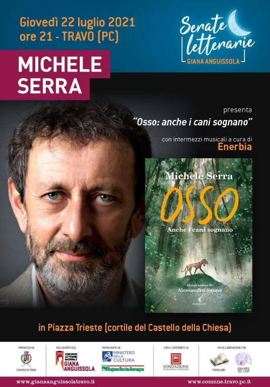 Michele Serra a Travo