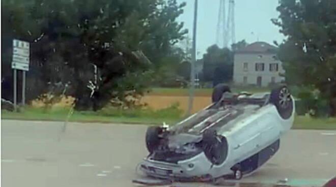 incidente tangenziale di Fiorenzuola