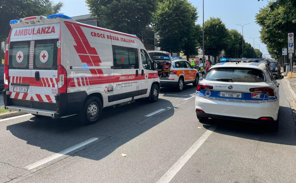 Incidente via Cella
