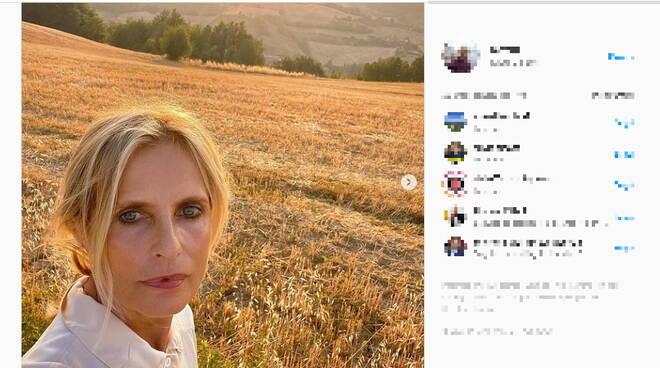 Isabella Ferrari instagram