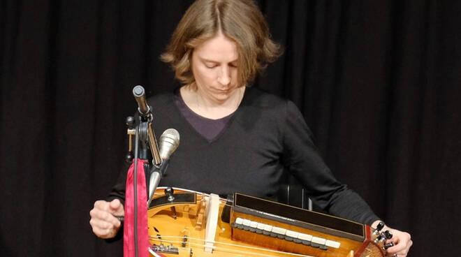 La ghirondista Simonetta Baudino