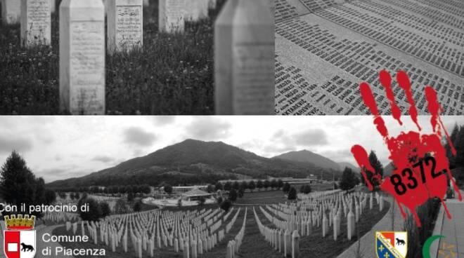 locandina Srebrenica