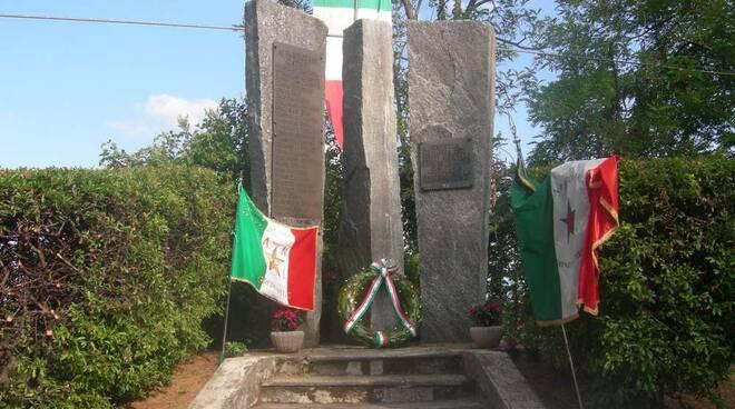 monumento partigiani Gropparello