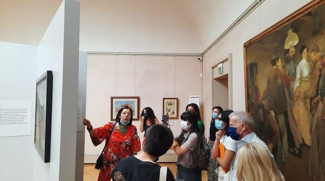 """Mostra Klimt e i maestri """"segreti"""" della Ricci Oddi"""