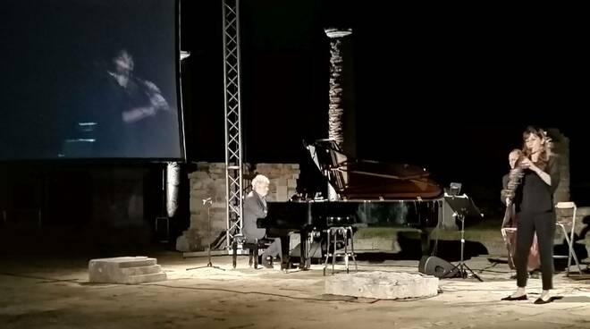Nicola Piovani a Veleia