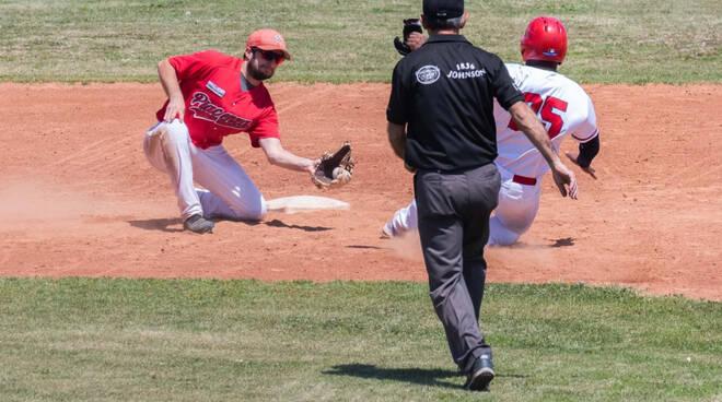 Piacenza Baseball (foto Aldo Scorsoglio)