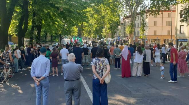 Piacenza ricorda Srebrenica a 26 anni dalla strage.