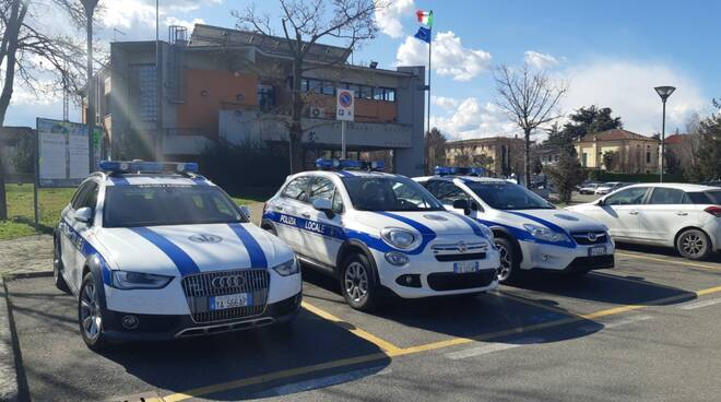 polizia locale Valnure e valchero