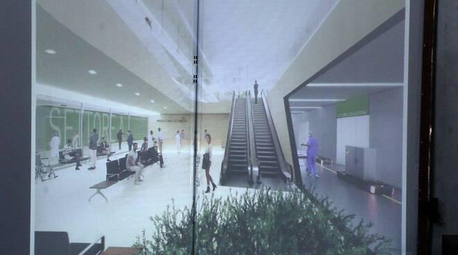 Presentazione nuovo ospedale