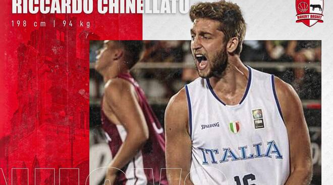 Riccardo Chinellato (Bakery Basket)