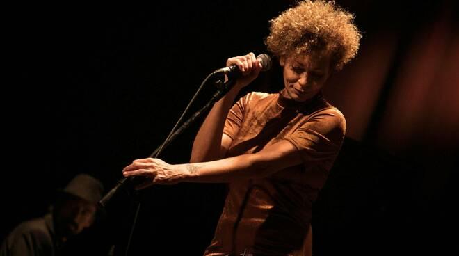 Rosalia DeSouza (Foto Nico Quaranta)