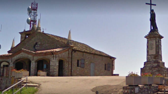 Santuario di Santa Maria in Monte Penice