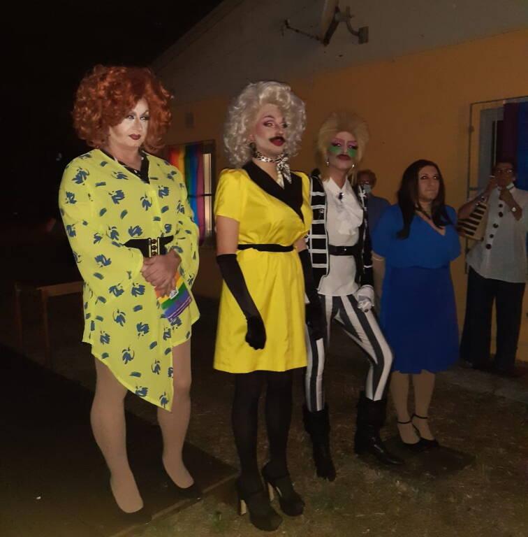 Spazio 4 Drag queen
