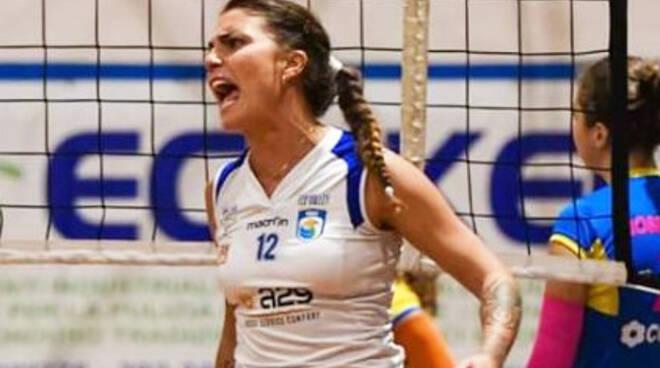 Valentina Guccione (foto di Francesco De Simone)