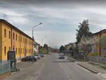 Via Bettola a Sarmato