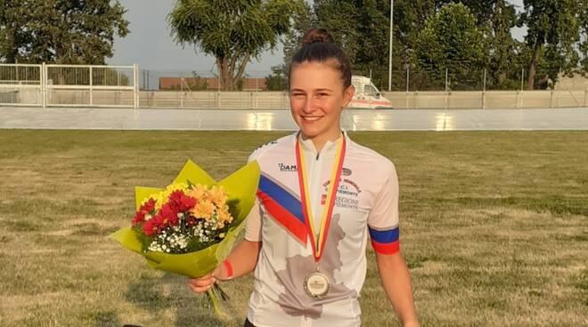 Vittoria Grassi (VO2 Team Pink)