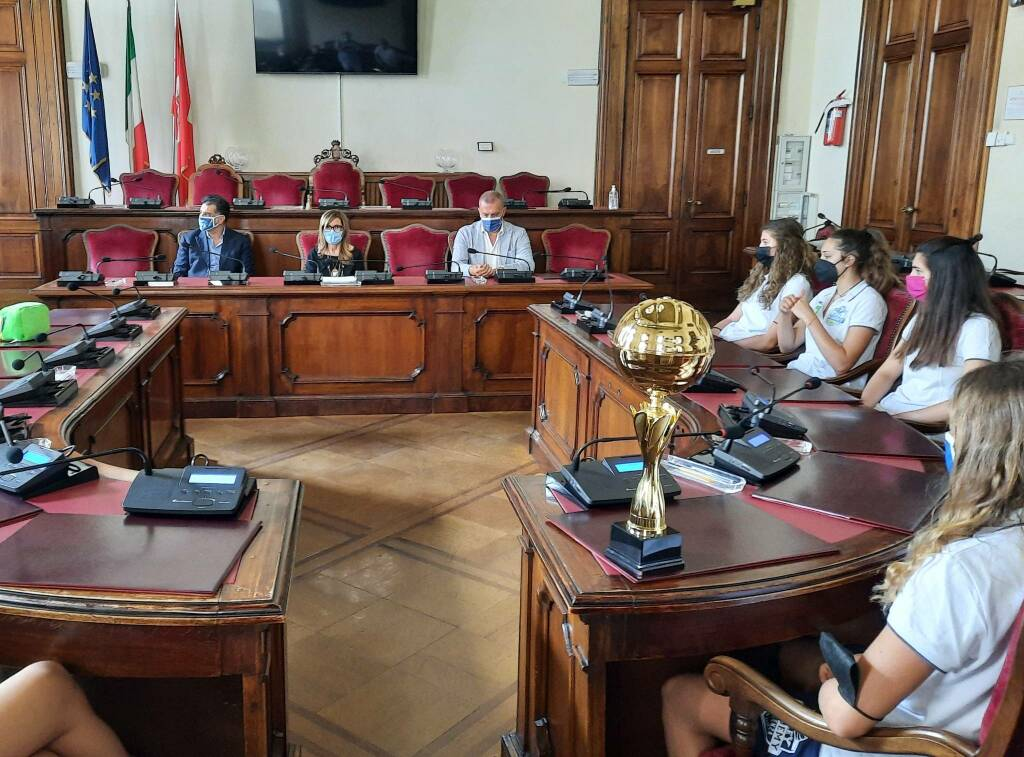 Volley Academy Under 17 in Municipio