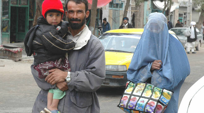 Afghanistan 2005, le foto di Prospero Cravedi