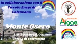 Monte Osero e Festa Anspi Calenzano