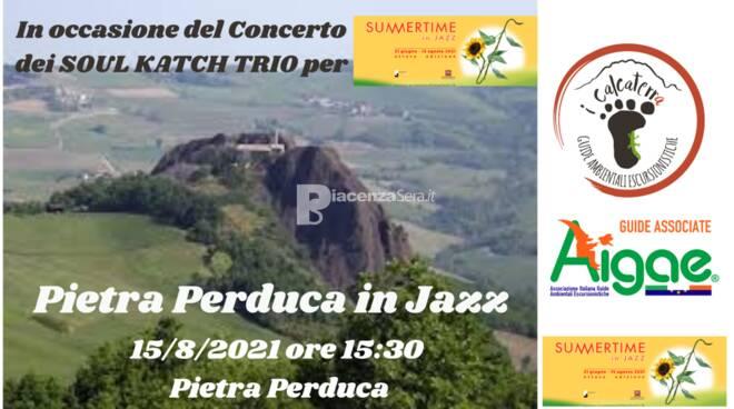 Pietra Perduca in Jazz