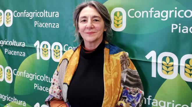 Chiara Azzali, presidente della Sezione di prodotto Vitivinicola di Confagricoltura Piacenza