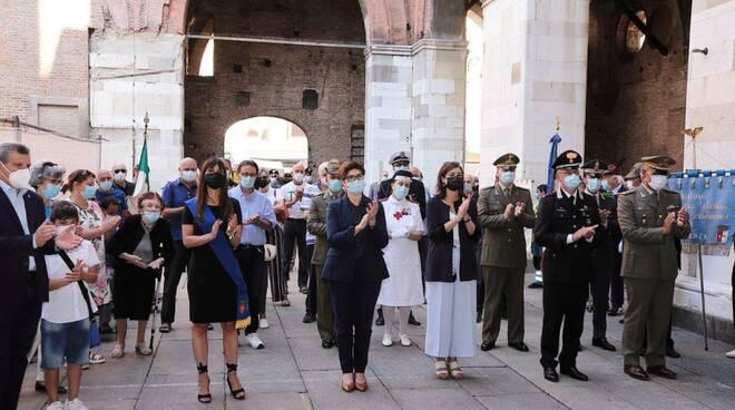 Commemorazione vittime della Pertite - 81esimo anniversario