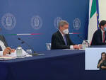 Conferenza stampa green pass