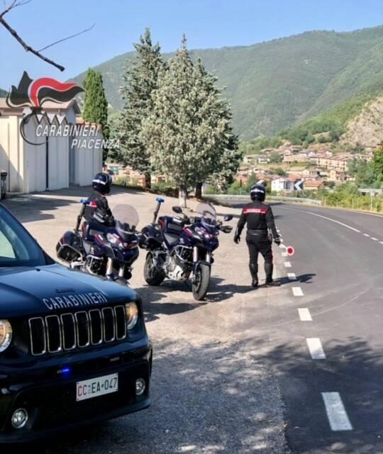 controlli carabinieri provincia
