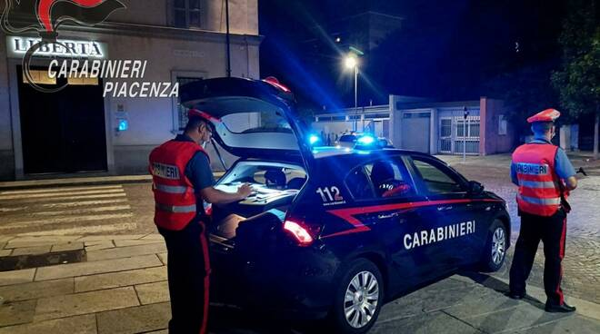 controlli carabinieri quartiere roma