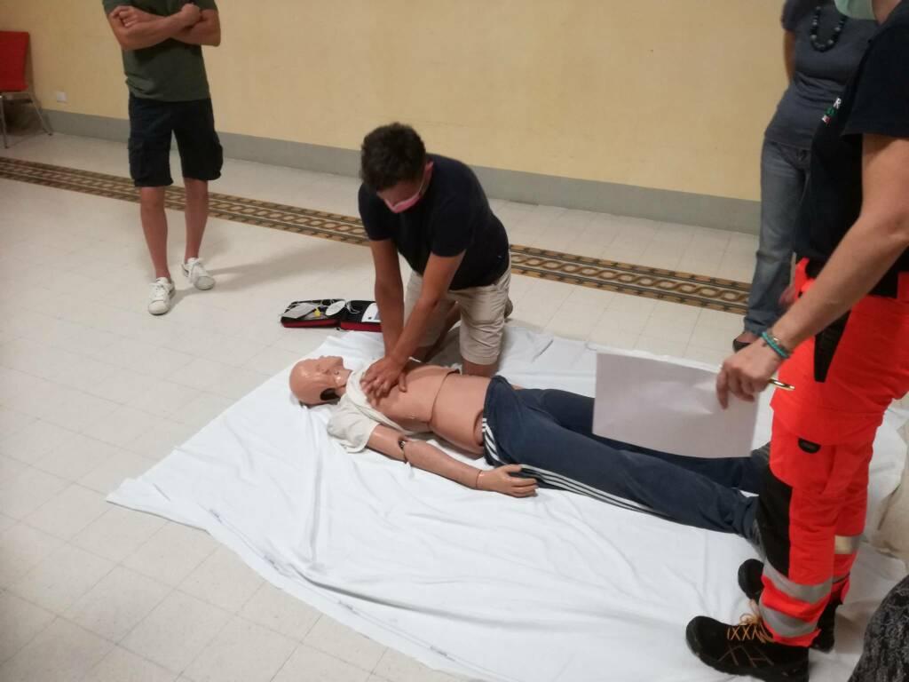 defibrillatore Pubblica Valtrebbia